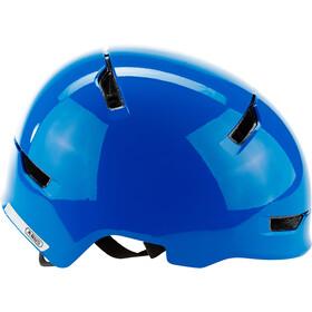 ABUS Scraper 3.0 Casco Niños, shiny blue